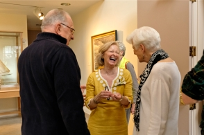 Rhonda Faloon Retirement Celebration CAM copyright Kim Smith - 24