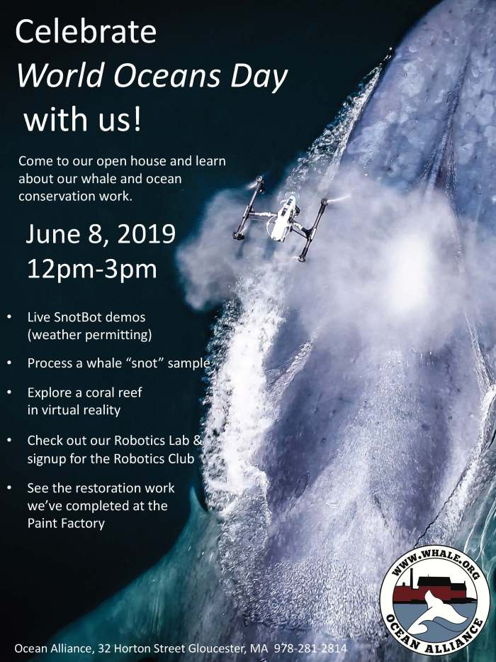 World Oceans Day 2019 Open House