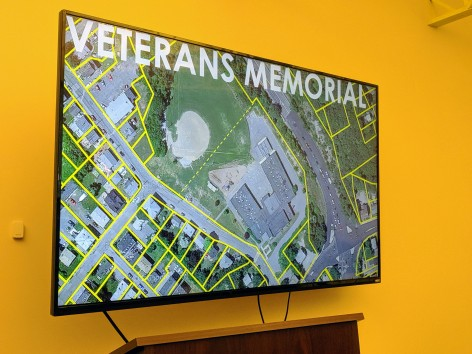 20 VETS INTRO_Dore and Whittier new school sites and plans presented to School Committee building committee_Gloucester MA_20190613_© cryan