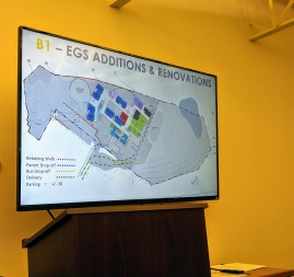 8 EGS OPTION B1_Dore and Whittier new school sites and plans presented to School Committee building committee_Gloucester MA_20190613_© cryan