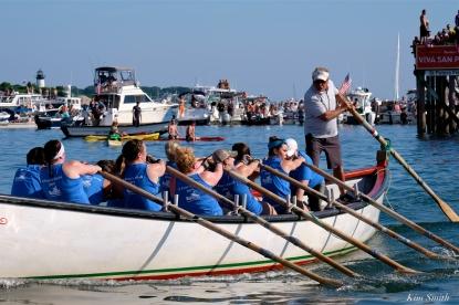 BACKLASH St Peter's Fiesta Women Seine Boat Champions 2019 copyright Kim Smith - 4