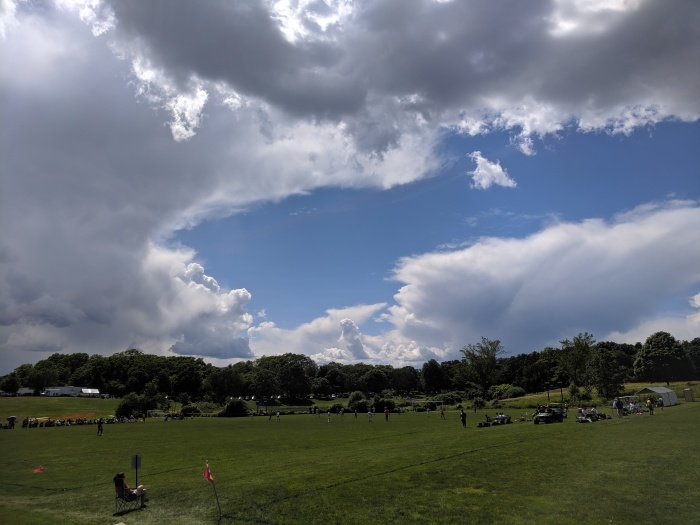 big clouds and sky drama soccer tournament at Pingree_20190622_©c ryan (2)