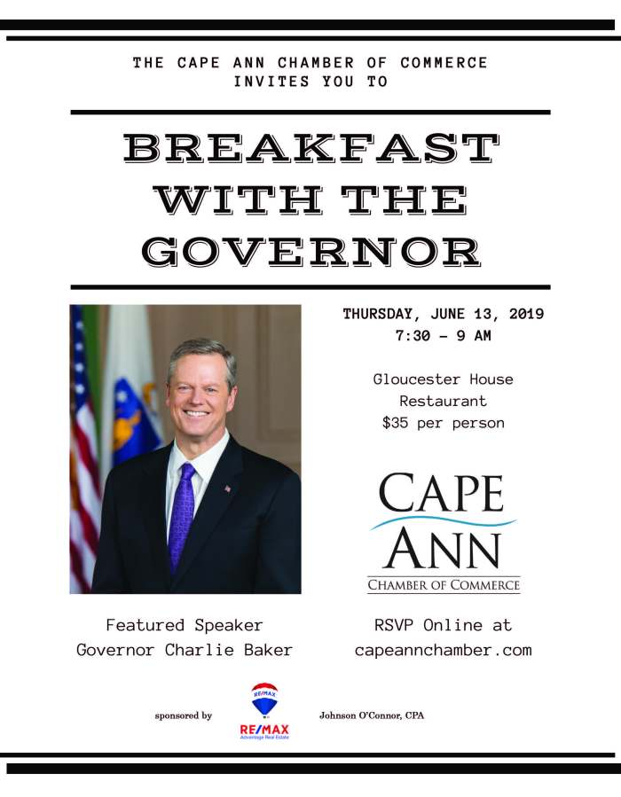Breakfast with the Governor -Flyer