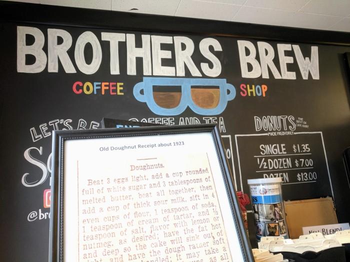 Brothers Brew mystery recipe author_20190601_© c ryan