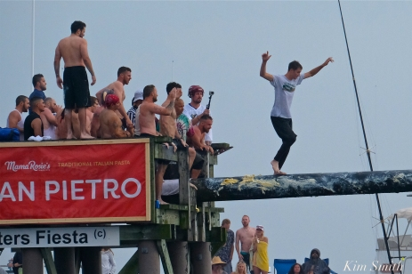 Derrick Hopkins Greasy Pole Friday and Saturday Champion 2019 copyright Kim Smith - 12