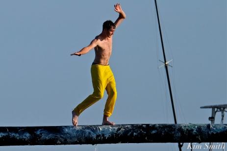 Derrick Hopkins Greasy Pole Friday Champion 2019 copyright Kim Smith - 01