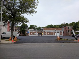 DPW Rose Baker Senior Center parking lot_20190605_© c ryan (1)