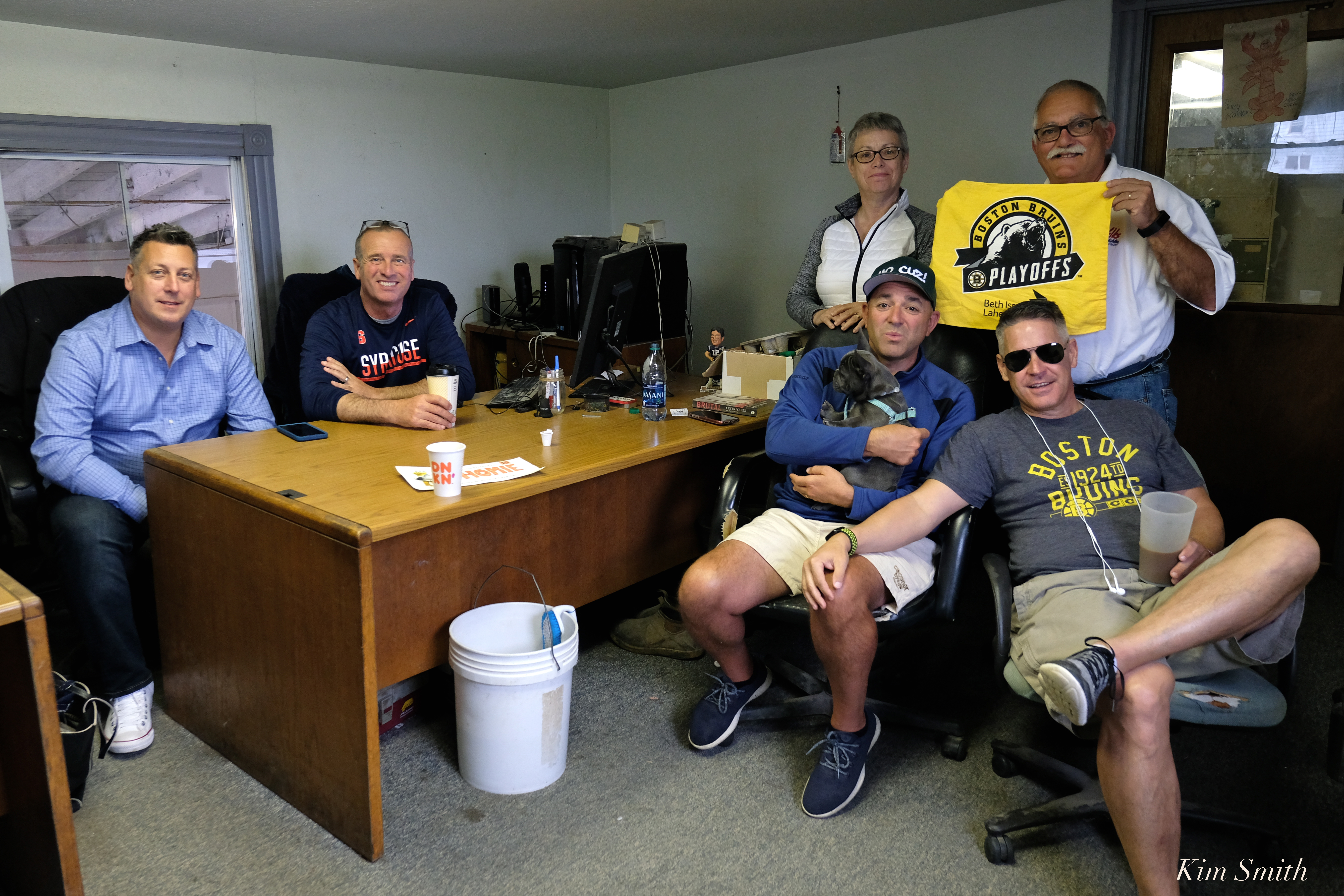 GloucesterCast 337 with Pat and Jimmy Dalpiaz, Chris McCarthy and