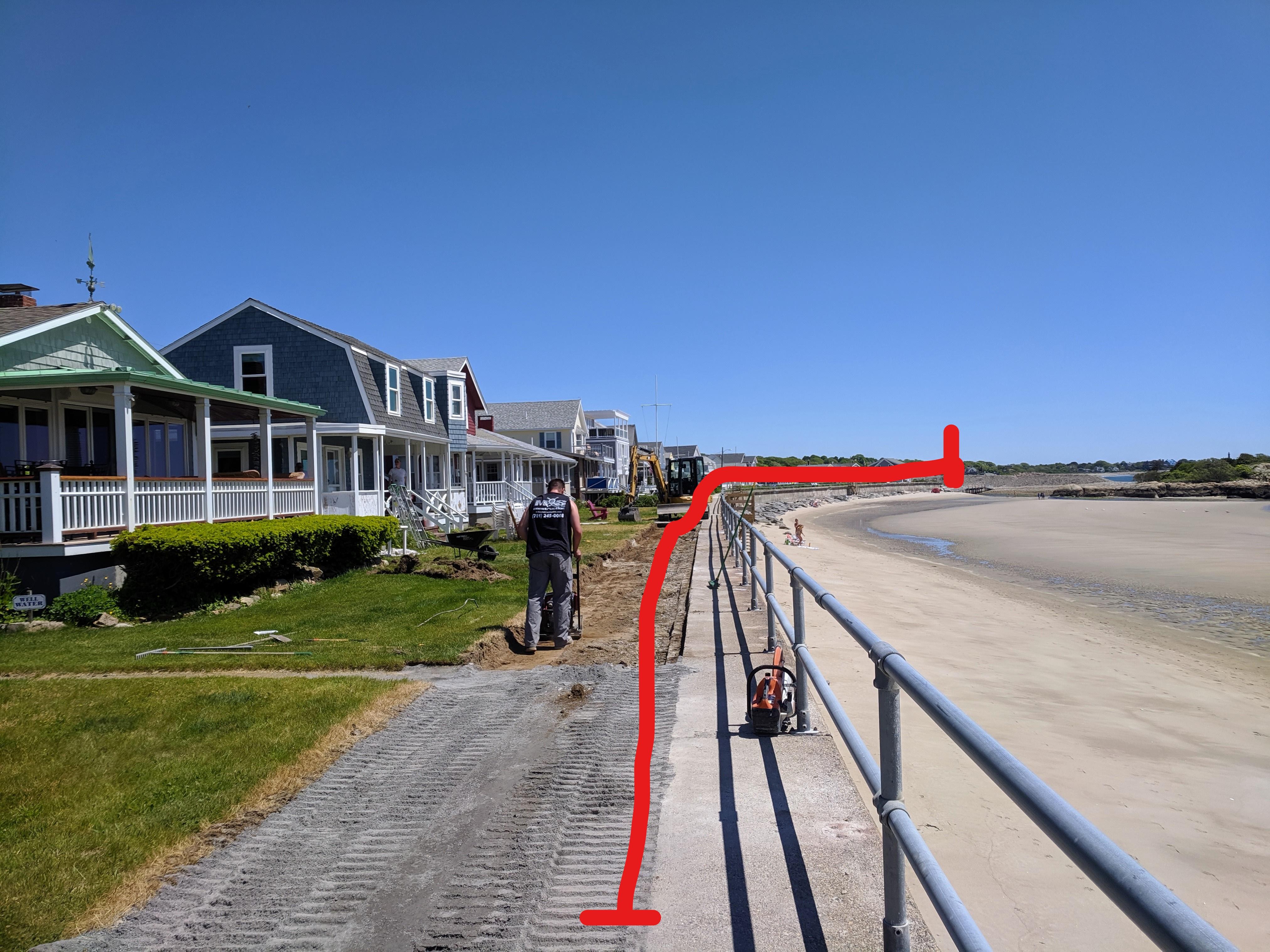 Long Beach seawall walkway widening in process_20190607_© c ryan.jpg