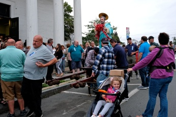 Saint Peter's Fiesta Novena Closing Night Procession to Beach Court 2019 copyright Kim Smith - 39