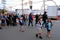 Saint Peter's Fiesta Novena Closing Night Procession to Beach Court 2019 copyright Kim Smith - 47