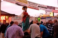 Saint Peter's Fiesta Novena Closing Night Procession to Beach Court 2019 copyright Kim Smith - 60