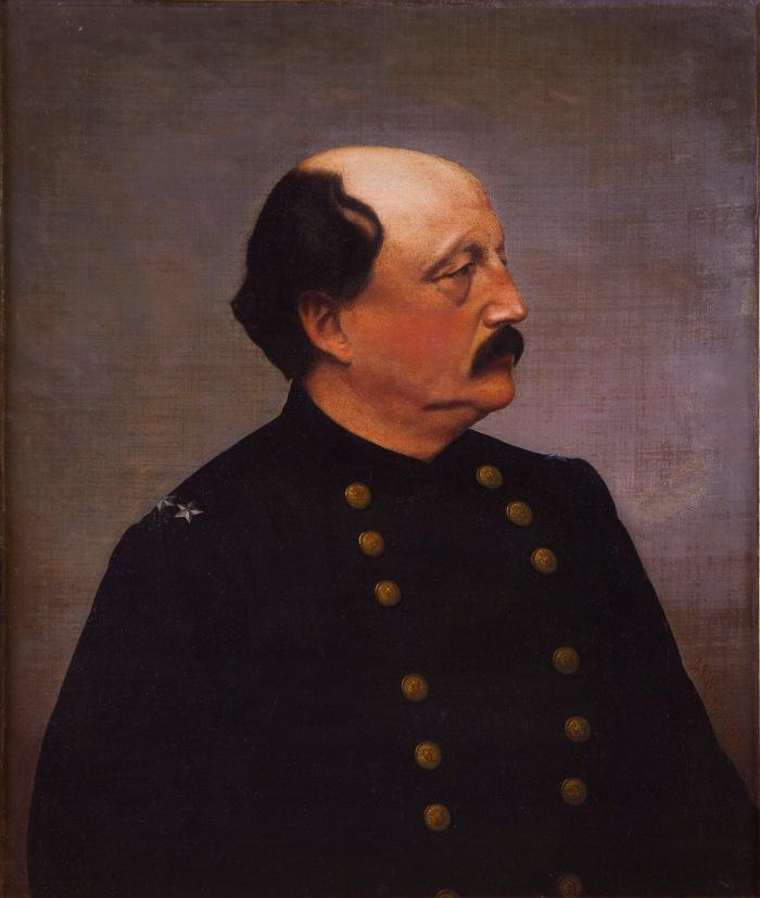16. Alfred James Wiggin (1823-1883), General Benjamin F. Butler (1818-1893).jpg
