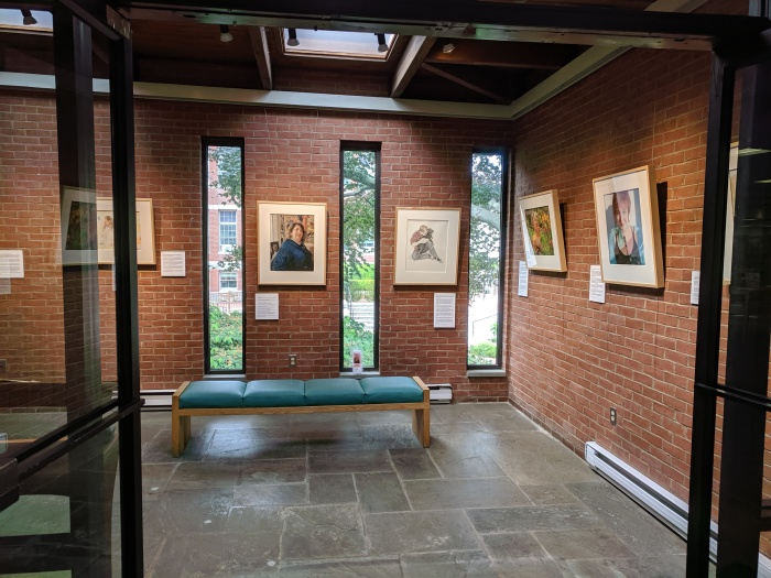 AMY KERR solo exhibition_I am More_Matz Gallery_Sawyer Free Public Library installatino views20190723_©c ryan (1)