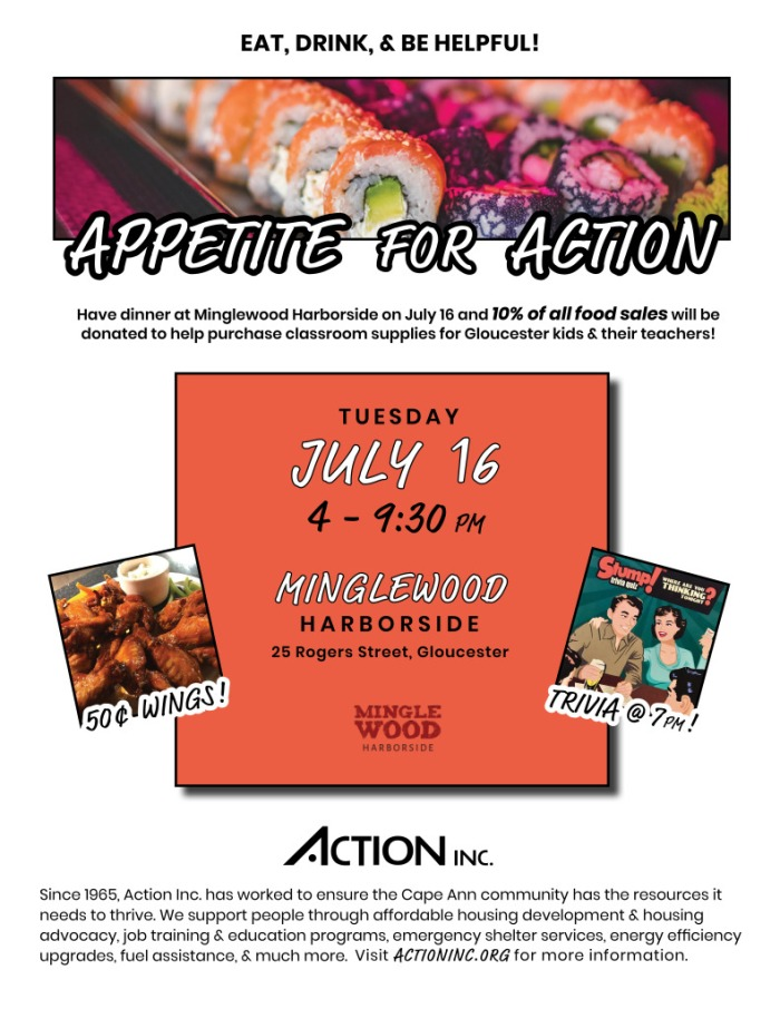 Appetite for Action 19
