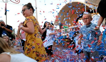 Confetti Kids Saint Peter's Fiesta 2019 copyright Kim Smith - 17