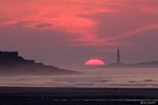 Good Harbor Beach North Light Thacher Island Sunrise copyrigt Kim Smith - 2