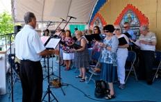 Saint Peter's Fiesta Sunday Mass 2019 copyright Kim Smith - 04