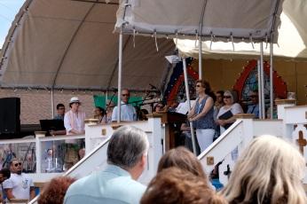 Saint Peter's Fiesta Sunday Mass 2019 copyright Kim Smith - 20