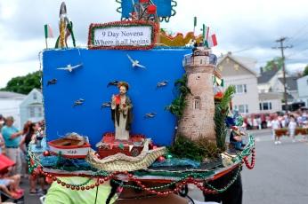 Saint Peter's Fiesta Sunday Procession 2019 copyright Kim Smith - 31