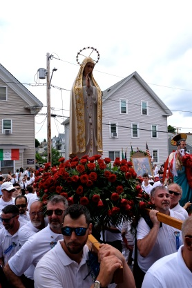 Saint Peter's Fiesta Sunday Procession 2019 copyright Kim Smith - 48