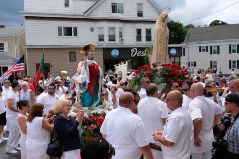 Saint Peter's Fiesta Sunday Procession 2019 copyright Kim Smith - 60