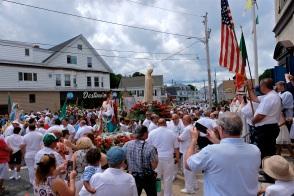 Saint Peter's Fiesta Sunday Procession 2019 copyright Kim Smith - 62