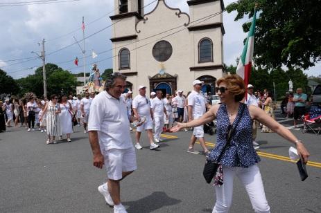 Saint Peter's Fiesta Sunday Procession 2019 copyright Kim Smith - 67