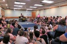 Scenes from Curious Creatures summer program Childrens Services Sawyer Free Public Library July 27 2019 ©Linda Bosselman (3)