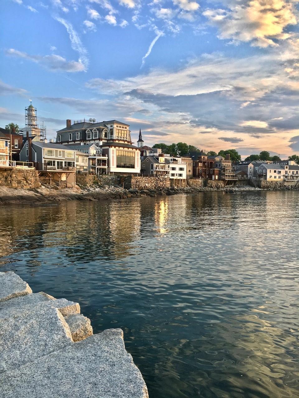 Sue Bonior Rockport Waterfront