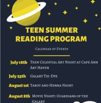 summer 2019 special teen programs
