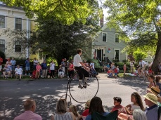 vintage bikes_Manchester by the sea 4th of July parade 2019_©c ryan (11)