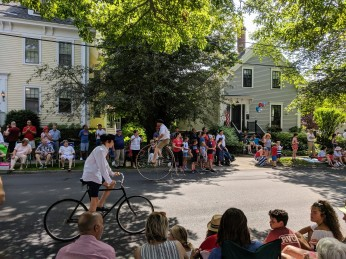 vintage bikes_Manchester by the sea 4th of July parade 2019_©c ryan (12)