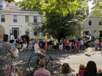 vintage bikes_Manchester by the sea 4th of July parade 2019_©c ryan