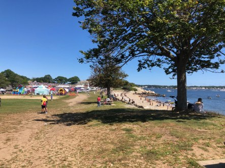 92.5 Riverfest 2019 at Gloucester MA Stage Fort Park © Michele Dady (2)