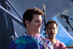 Adam Gardner Guster Riverfest Seaside Music Festival Gloucester copyright Kim Smith Gloucester - 48