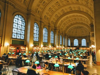 Boston Public Library_20161231_© photograph Catherine Ryan