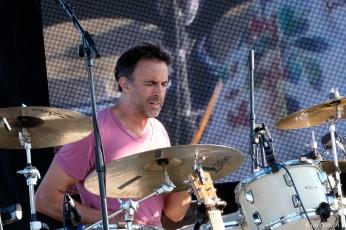 Brian Rosenworcel Guster Riverfest Seaside Music Festival Gloucester copyright Kim Smith Gloucester - 55