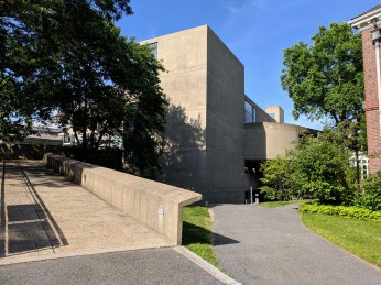 Carpenter Center_20190705_ only corbusier in USA_Harvard ©c ryan