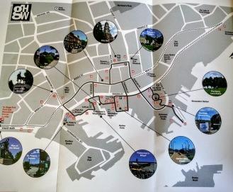 Gloucester Map circle call outs designed by Chris Muskopf_Cambridge 7 Associates designed the HarborWalk © c ryan-20160909_