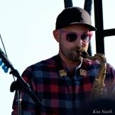 Guster Riverfest Seaside Music Festival Gloucester copyright Kim Smith Gloucester - 39