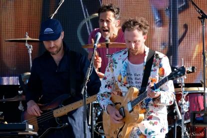 Guster Ryan Miller Luke Reynolds Brian Worcel Riverfest Seaside Music Festival Gloucester copyright Kim Smith Gloucester - 16