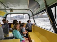 ICA_ water taxi to the Water Shed_20190828_ Boston Mass. © cryan