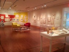 installation view Beverly Cleary Eric Carle museum_20160830_© cryan