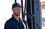Luke Reynolds Guster Riverfest Seaside Music Festival Gloucester copyright Kim Smith Gloucester - 43 copy
