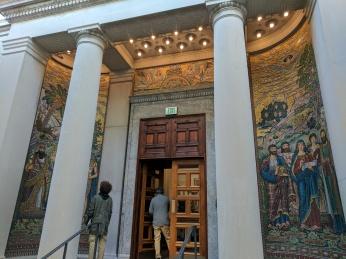 mosaic at Currier Museum of Art _20170116_©c ryan