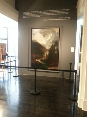 New Bedford Museum of Art temporary special exhibition Bierdstadt ©c ryan