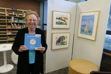Once Upon a Contest August 15 2019 reception at Sawyer Free Library ©Linda Bosselman (11)