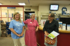 Once Upon a Contest August 15 2019 reception at Sawyer Free Library ©Linda Bosselman (8)