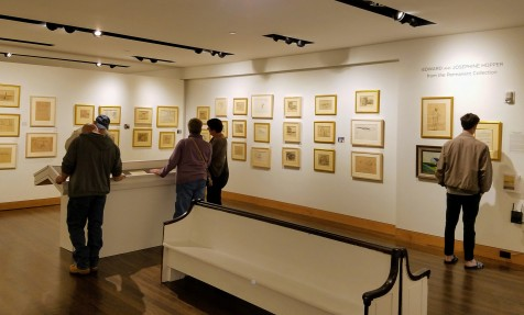 Provincetown Art Association and Museum_Hopper repository first exhibited_20170930_©c ryan (2)